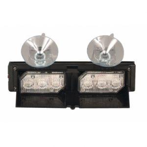 Feux pare-brise Mercura FL12B LED 2 feux - Avertisseur Prioritaire