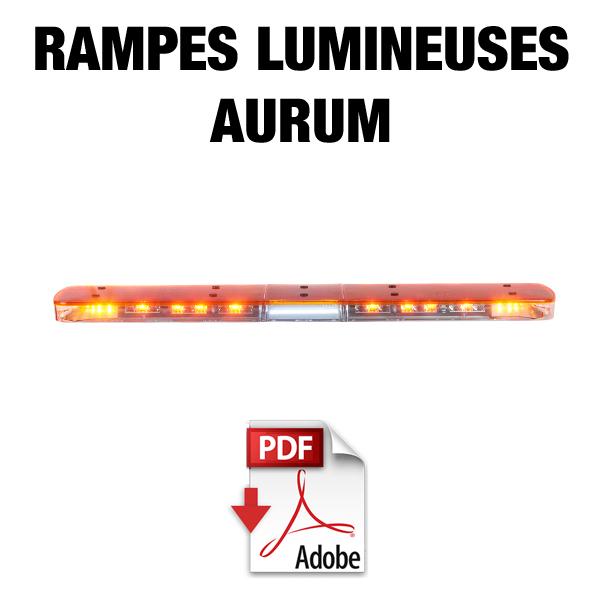 Rampes lumineuses Aurum