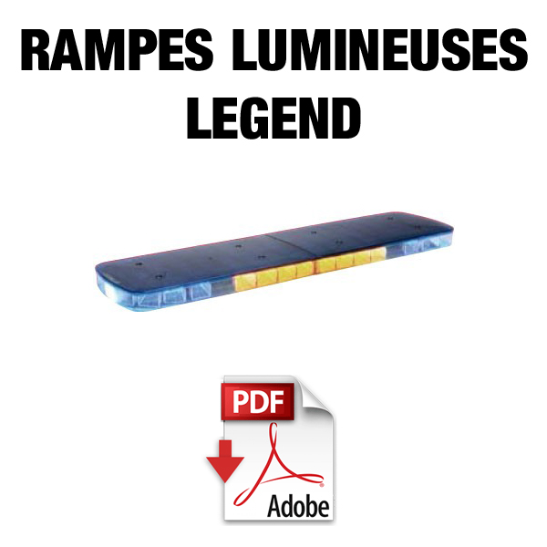 Rampes lumineuses Legend