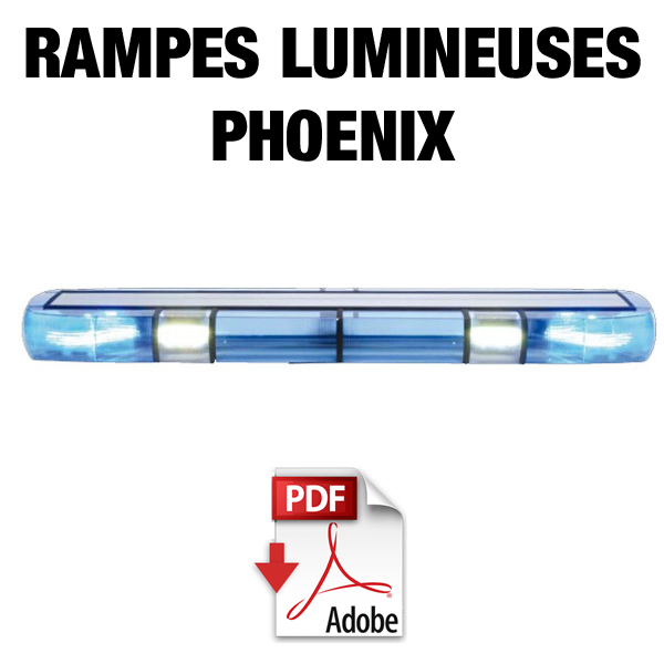 Rampes lumineuses Phoenix
