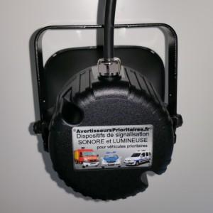 HP pour sirène prioritaire