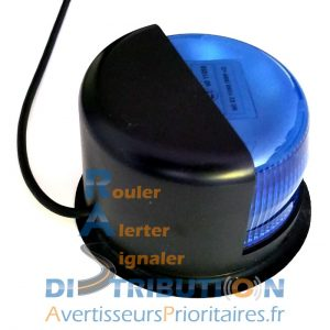 Demi coiffe gyrophare Gyroled Classe 1