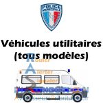 Kit serigraphie Police Municipale Utilitaires