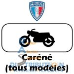 Sérigraphie Police Municipale Moto