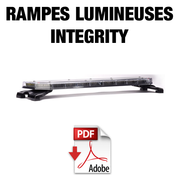 Rampes lumineuses Integrity