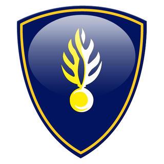 Kits de balisage sérigraphie Gendarmerie