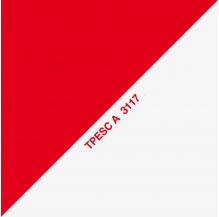 Film rétroréfléchissant rouge-blanc Microbilles Classe A