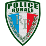 Sérigraphie Police Rurale