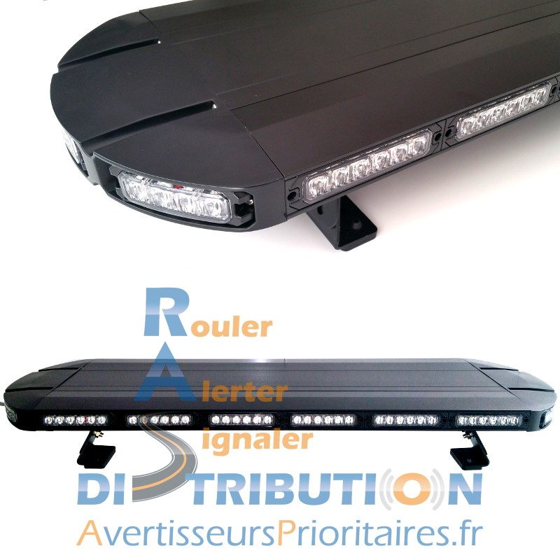 Rampe lumineuse police extra plate led 3w 5g 829 ttc - Rampe led voiture ...