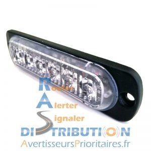 Feu LED Mercura L52 bleu ou orange feu de pénétration