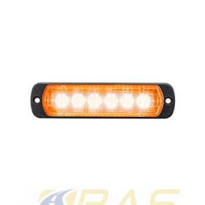 Feu LED feu de pénétration orange