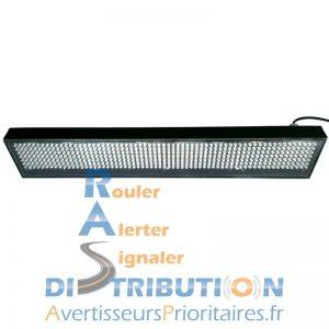 PMV Panneau à messages variables lumineux à LED