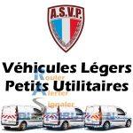 Sérigraphie ASVP pour véhicule Police Municipale