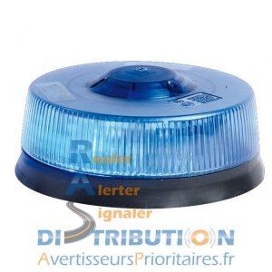Gyrophare Gendarmerie LP 400 Solaris bleu de Federal Signal