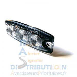 Feu flash à LED FDC-SLIM3 Feu de pénétration