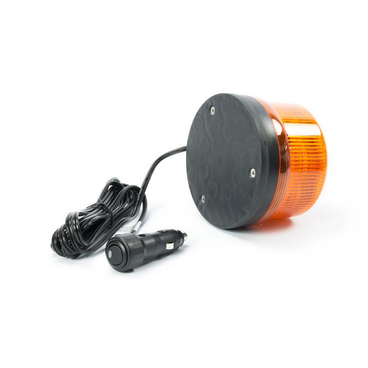 gyrophare led orange super magn tique atom b16. Black Bedroom Furniture Sets. Home Design Ideas