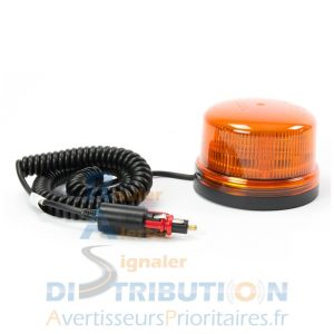 Gyrophare B16 LED orange
