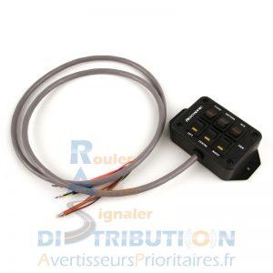 Boitier de commande SW6 TD et câble