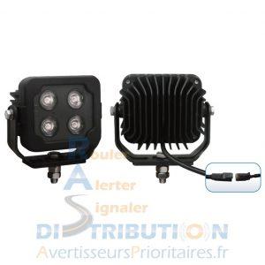 Feux de travail LED 12V 24V