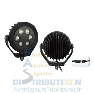 Phare de travail a LED 4800 lumens