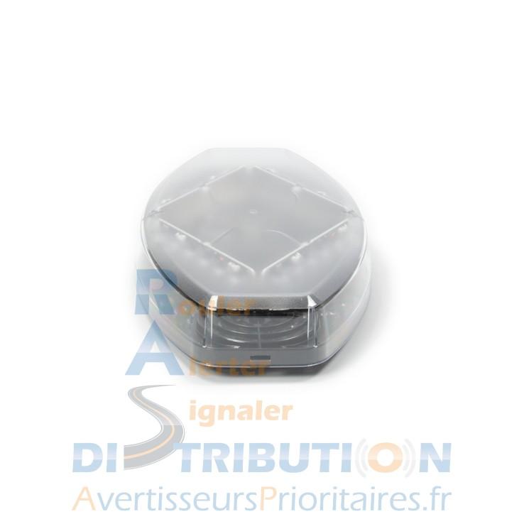 Mini rampe lumineuse diamondback bleu led magn tique ou - Rampe lumineuse a led ...