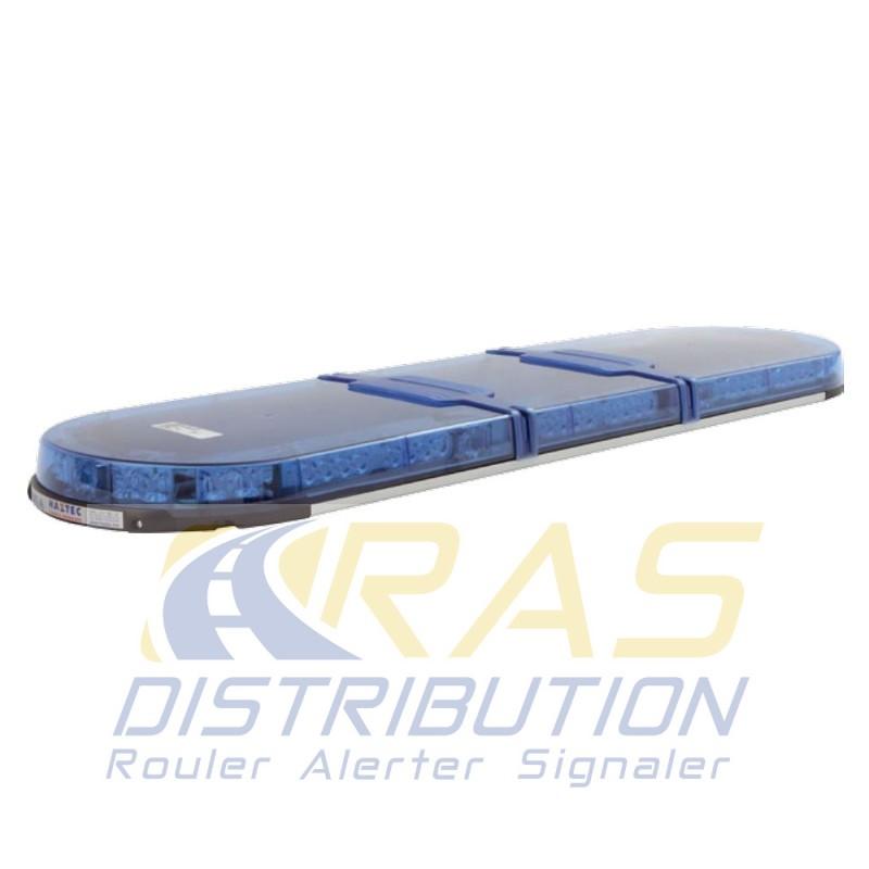 Rampe gyrophare Haztec Xpert SL signalisation lumineuse pour véhicule de secours