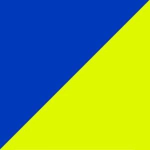 Bande réfléchissante jaune et bleu 3M