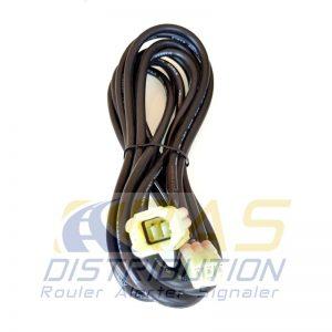 Câblage supplémentaire 4 m projecteur 12V phare de recherche LASER LED