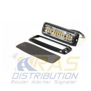 Feu de pénétration XT12 feux a LED a eclat flash