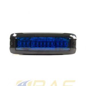Feux penetration moto XT12 bleu