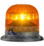 Gyrophare LED Eurorot B Orange – Fixation permanente (ISO)