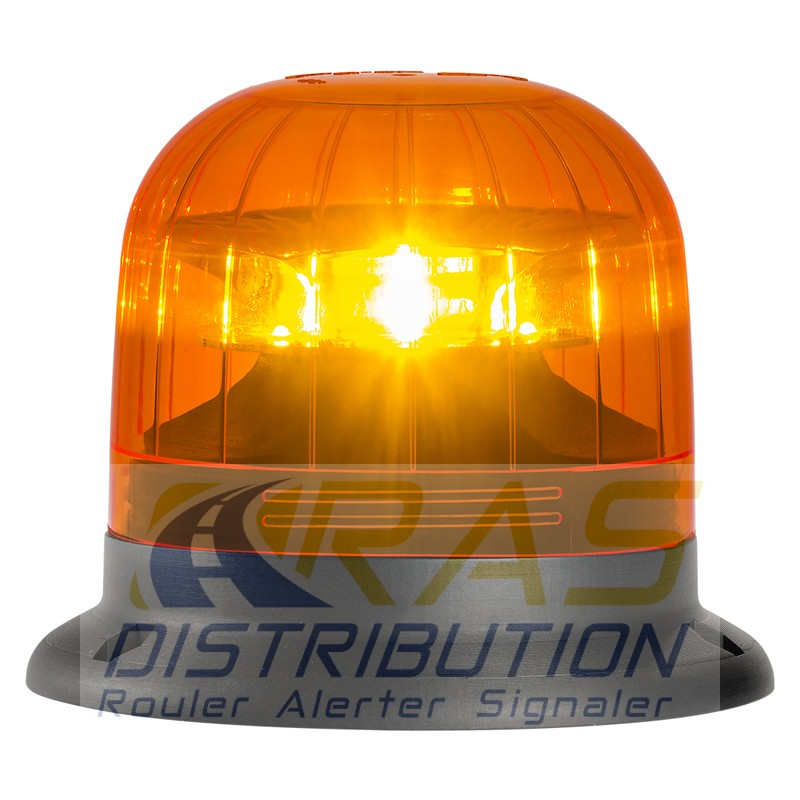 Gyrophare Eurorot LED B ISO orange