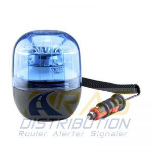 Gyrophare Eurorot LED bleu de Sirena