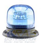Gyrophare LED Eurorot B Bleu – Fixation permanente (ISO)