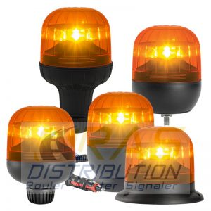 Gyrophares Eurorot LED orange