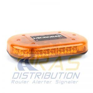 Mini rampe Microbar Bullitt rechargeable orange