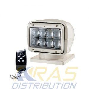 Projecteur 12V phare de recherche LASER à LED