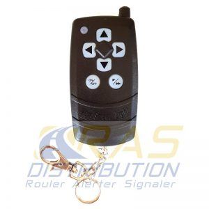 Radiocommande phare de recherche projecteur motorisé 12V 24V