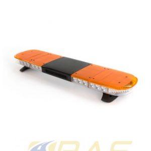 Rampe gyrophare AEGIS 121 cm orange avec haut-parleur 100 Watts.jpg