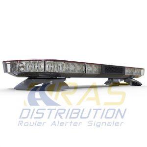 Rampe gyrophare AEGIS LED avec haut-parleur 100W