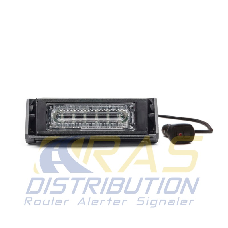 Gyrophare pare-brise LED