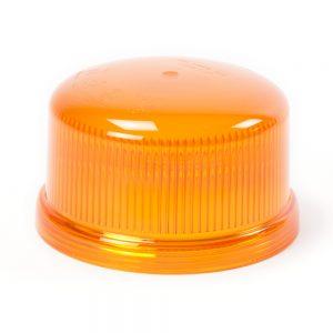 Cabochon orange gyrophare B16