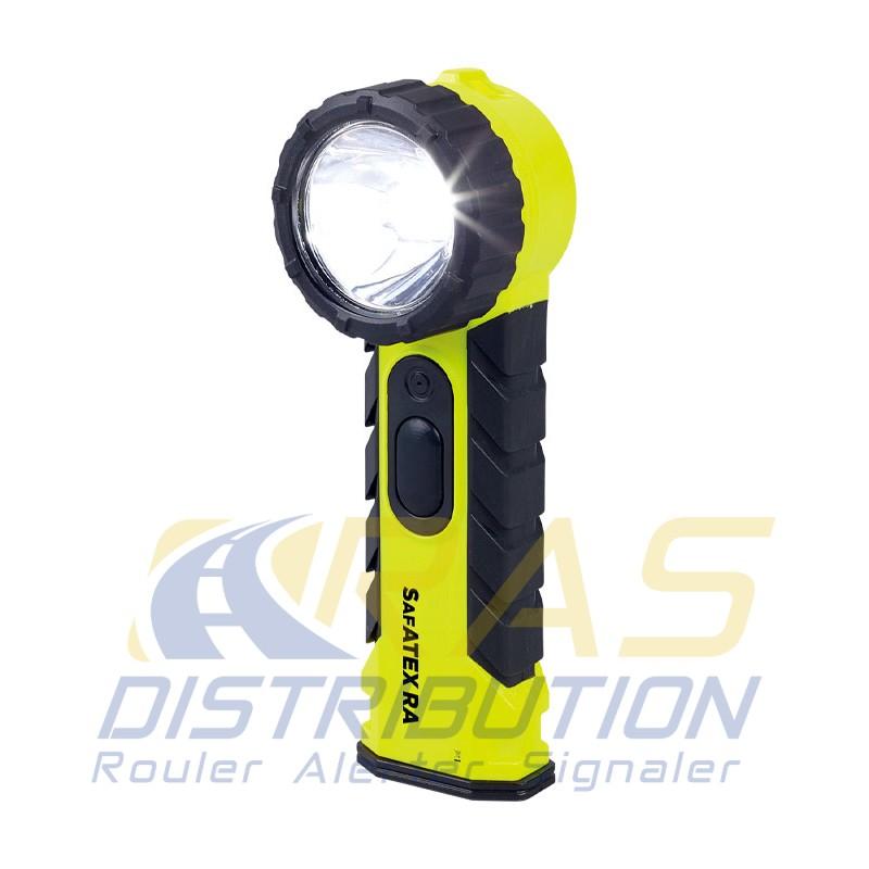 Lampe ATEX Pompier zone 0 SAFATEX RA 325 lumens