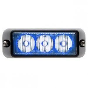 Feux de calandre Whelen TIR3 LED - Avertisseur Prioritaire