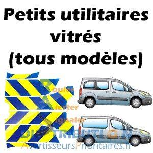 Balisage véhicule de secours Ambulance Gendarmerie