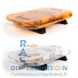 Rampe lumineuse orange Bullitt Basic BS1