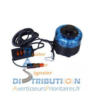 Combiné de signalisation portatif STORM SAMCO LED