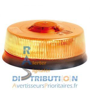 Gyrophare orange LED LP 400 Solaris