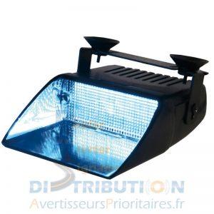 Feu de pare-brise Viper S2 simple (Mégane RS Gendarmerie)