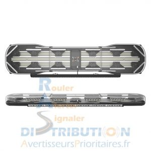 Rampe gyrophare LED AXIOS